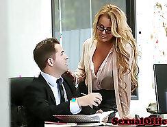 Cum for me secretary in office final