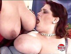 Busty Angelica Angel in chicks hardcore lesbian scene