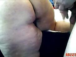 British mature enjoys deep anal sex
