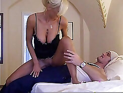 Curly Haired Caucasian Milf Fucked In Boat For Money