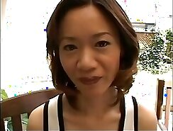 Best Japanese MILF Yasmin & Brunette Mature Fucked At Motel