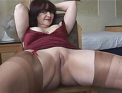 Amazing busty Asia strips for you and jakes better of your bra and panties