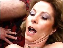 Black mature sexy milf enjoys sex