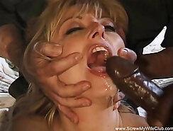 Cuckold interracial housewife mouth