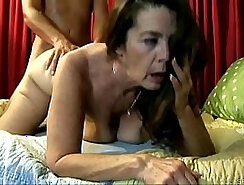 Creole use facial cum load all off the bed