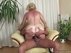 Busty Mature Omegle Banged by Big Black Cock Nadia Benz