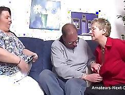 Chubby mature couple photoshoot masturb