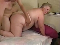 BGB Granny Pays To Treat Her Husband