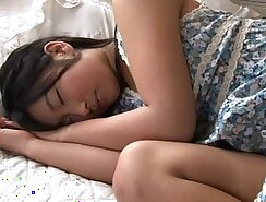 Buxom Japanese chick Beatoshi Komori does everything possible to please