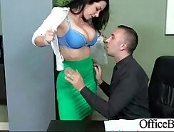 Big tit palpitating dirty coworkers in office
