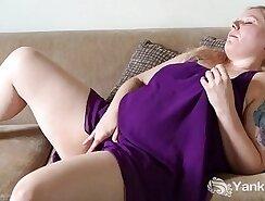 Masturbation porn featuring hot babes