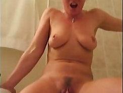 Beauty having a huge orgasm