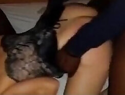 Cuckold watches wife rammed by BBC