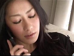 Brunette from Japan
