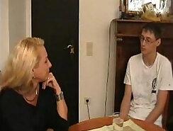 german wife sec masseuse son sodomise
