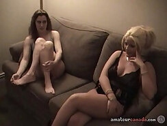British MILFs - Hot Lesbians Giving Head