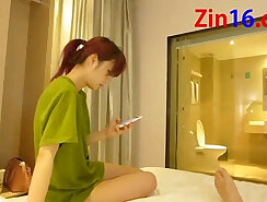 Amateur oriental banging in a Chinese hotel