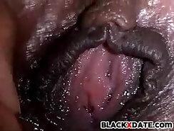 Bluelocks for ebony pussy close up sex
